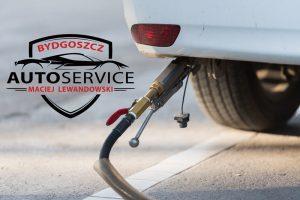 Serwis instalacji gazowych LPG