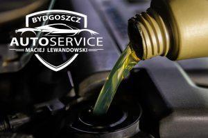 Wymiana oleju silnikowego