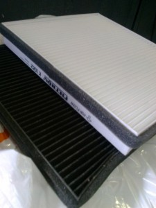 Filtry w układzie klimatyzacji 1