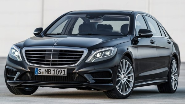 Women's World Car of the Year 2014 - Mercedes-Benz Klasy S