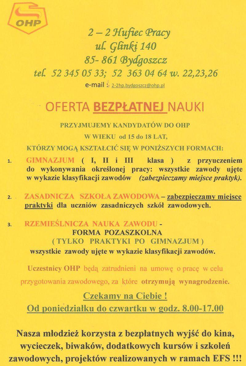OHP Bydgoszcz