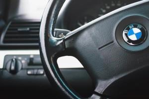 Zużyta kierownica