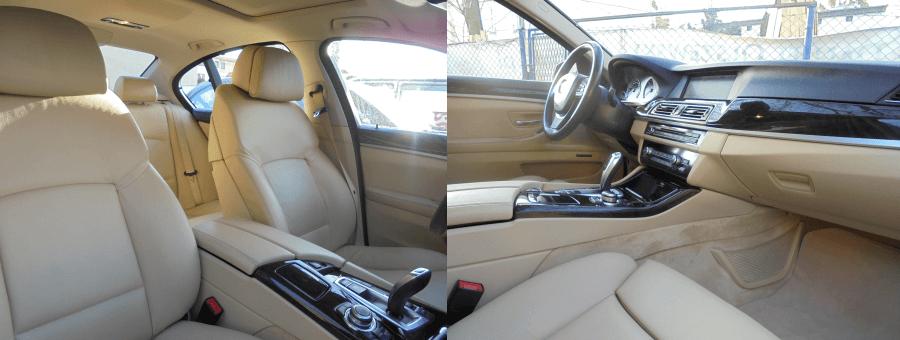 Pranie tapicerki samochodowej - jak się do tego zabrać?