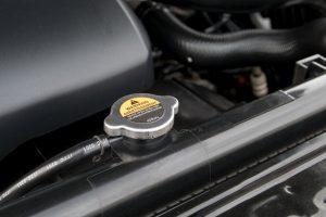 Odpowietrzanie układu chłodzenia w samochodzie