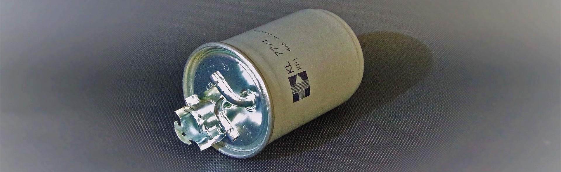 Co ile wymieniać filtr paliwa?