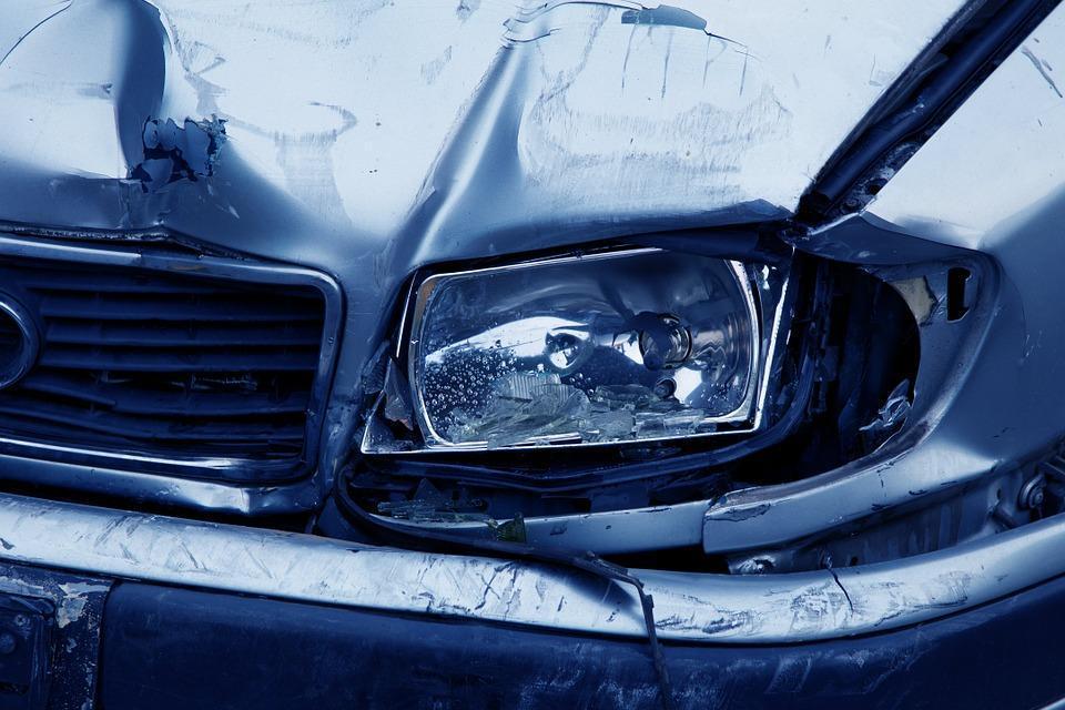 szkoda samochodowa
