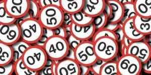 Ograniczenia prędkości w Polsce