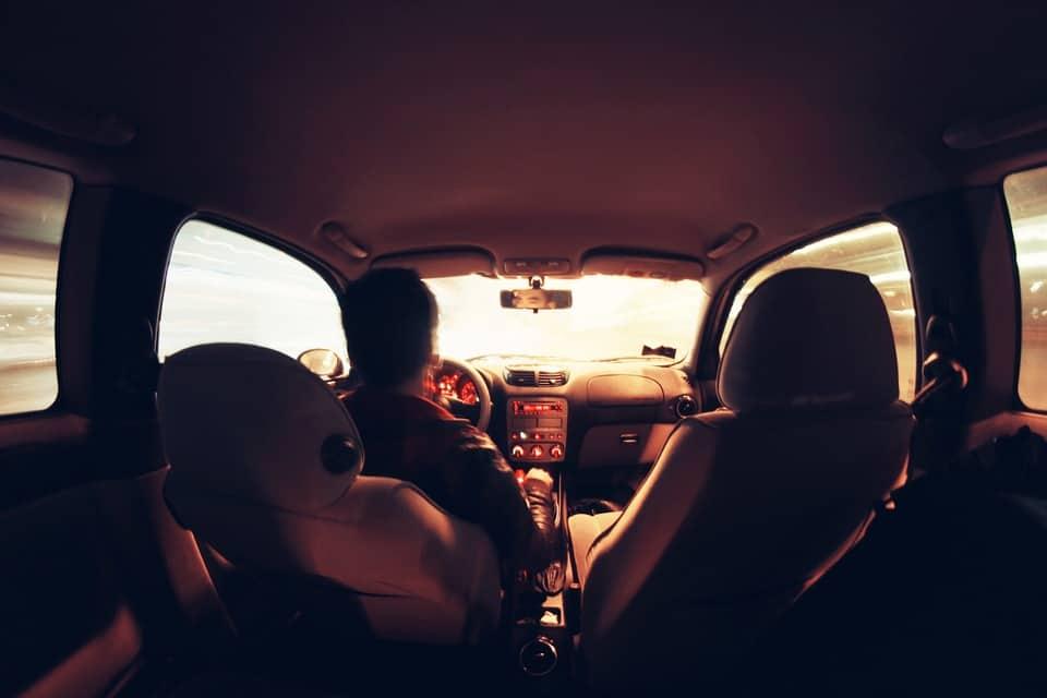 Ozonowanie samochodu
