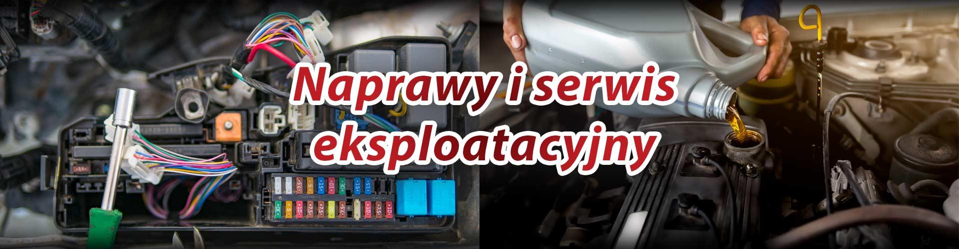 <p>elektryk samochodowy, blacharsko-lakiernicze</p>