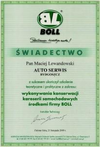 certyfikat-konserwacja-podwozia-bydgoszcz